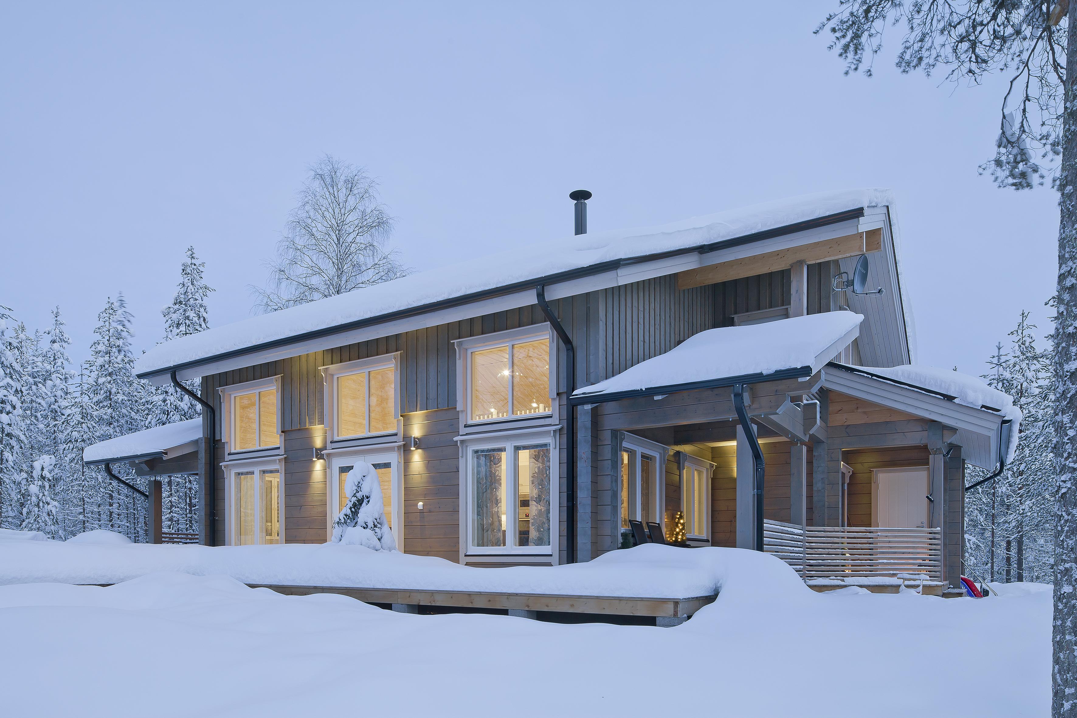 Constructeur maison bois finlande maison moderne for Constructeur maison en bois tahiti
